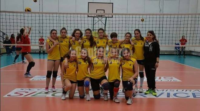torrione volley under 14