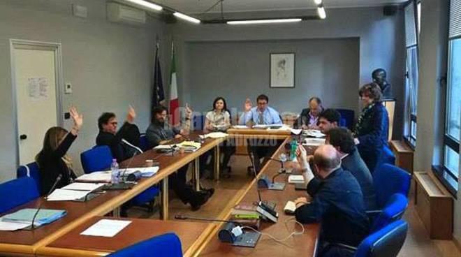 votazione regione commissione