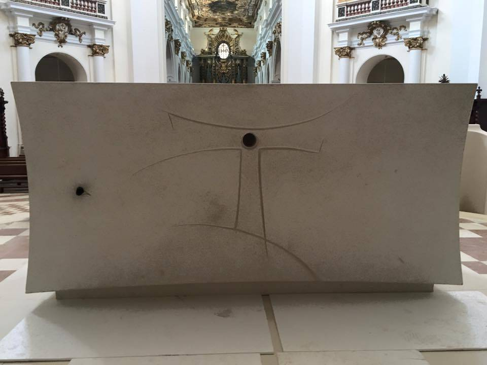 altare san bernardino