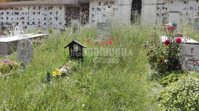 cimitero bagno