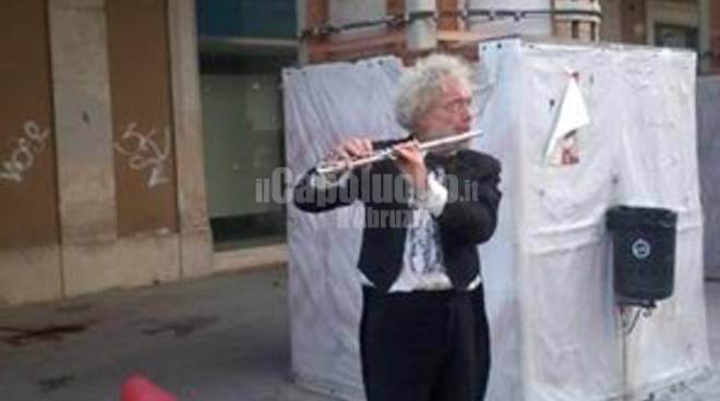 klaus flautista