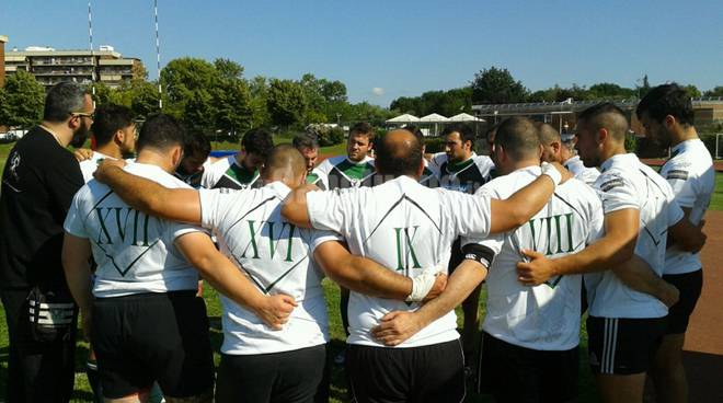 l'aquila rugby neroverde