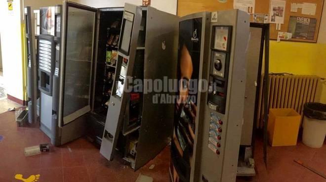 macchinette distributrici automatiche
