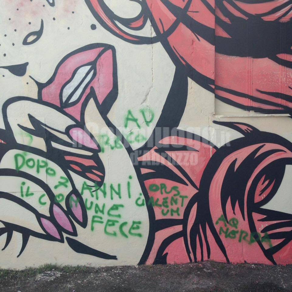 re acto vandali