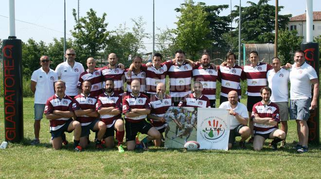 Vecchie Fiamme Old Rugby