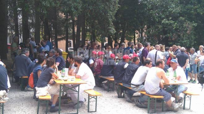 pranzo operai 2016