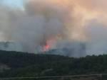 incendio valle subequana