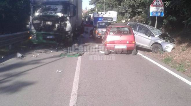 incidente basciano
