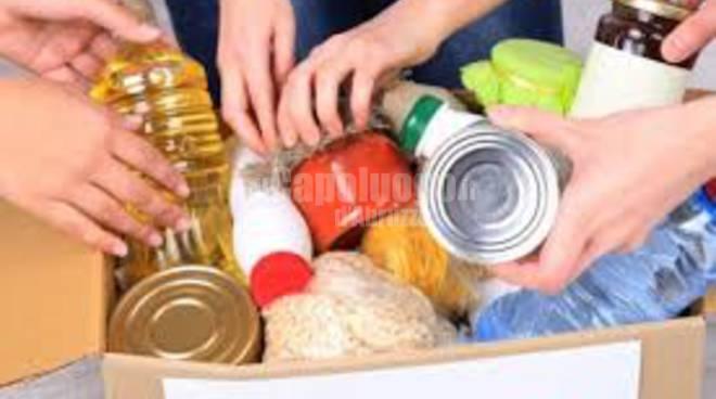 raccolta viveri