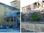 scuola amatrice crollata con il terremoto