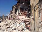 Terremoto Amatrice - foto da Roberta e Francesca inviate