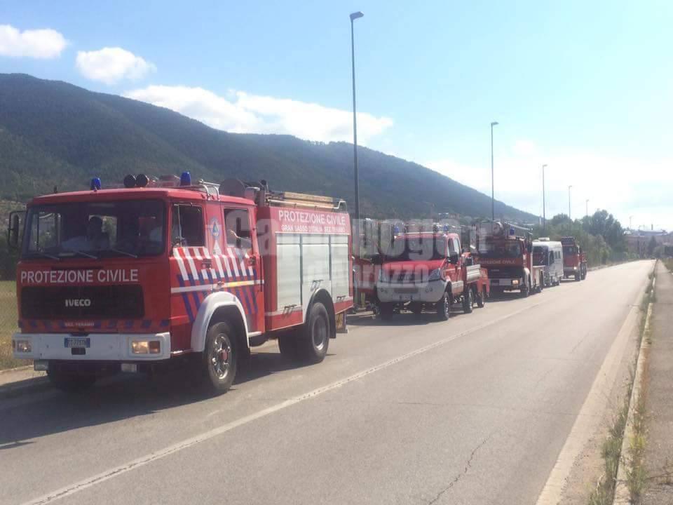Terremoto centro Italia: volontari, campi, tendopoli