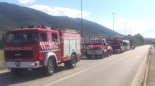Volontari Protezione Civile Gran Sasso D'Italia Onlus