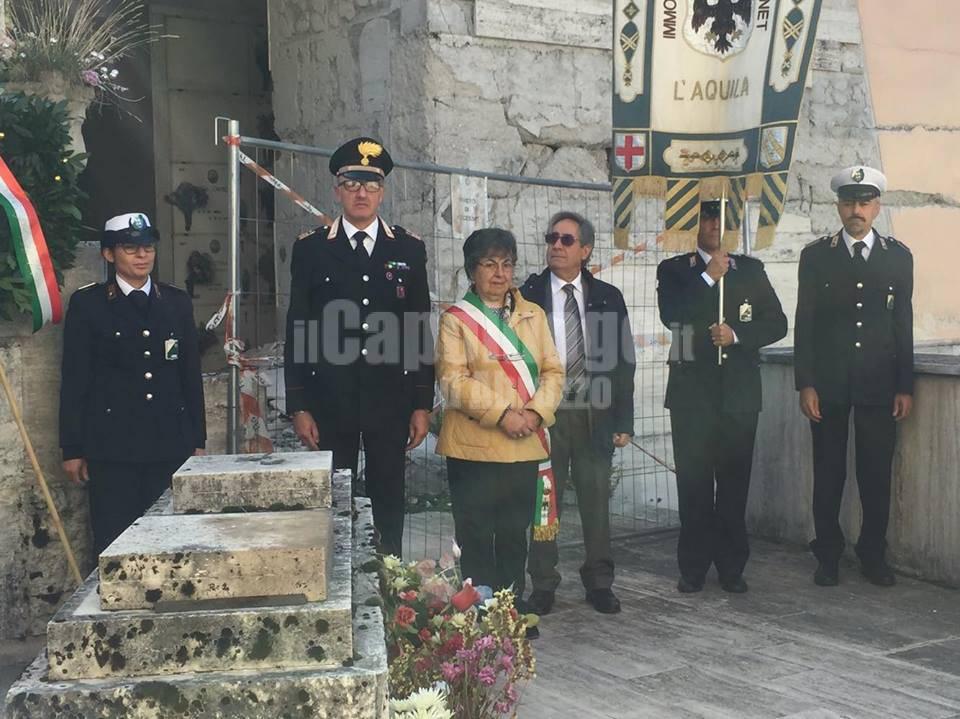cerimonia commemorazione ix martiri