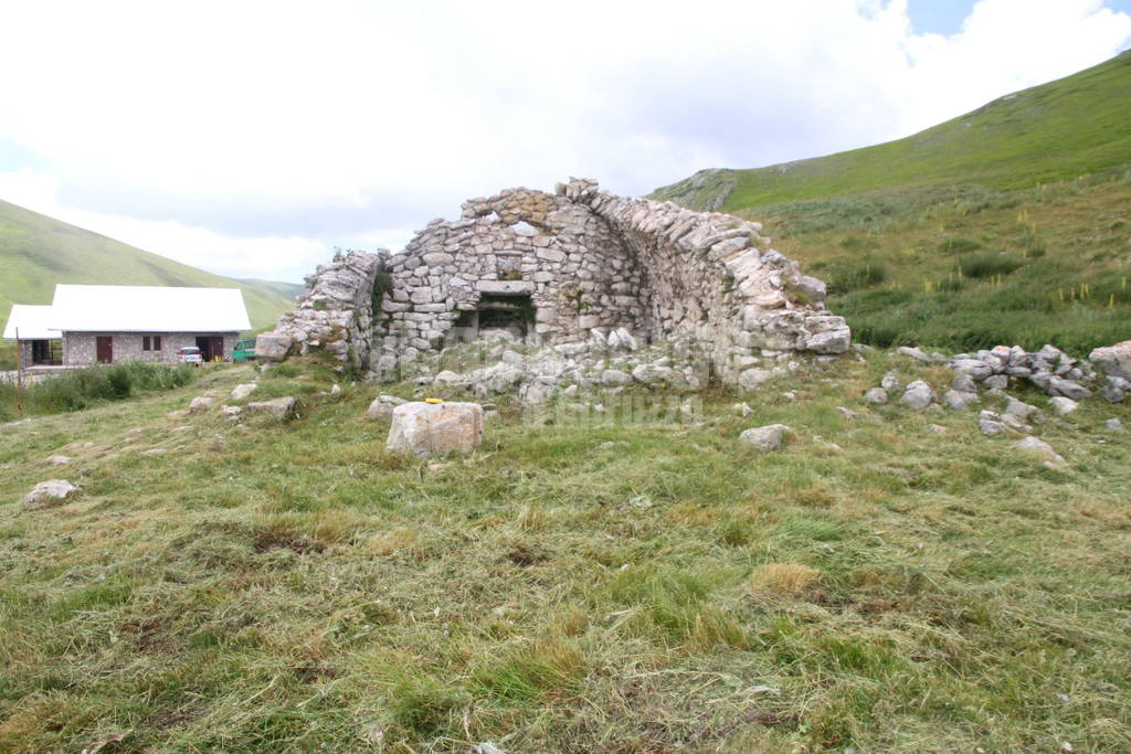 chiesa sant'egidio campo imperatore