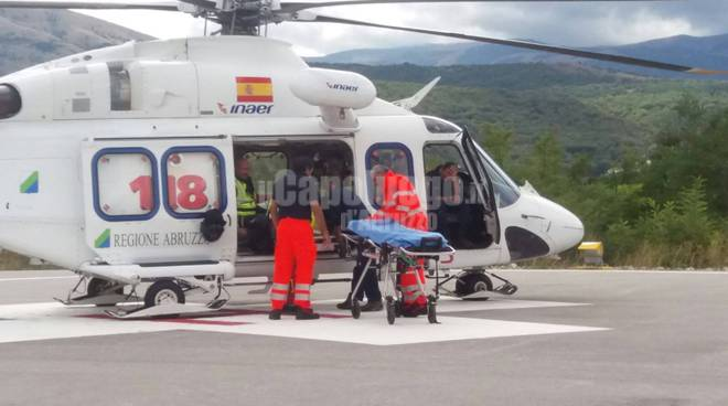 incidente madonna fore