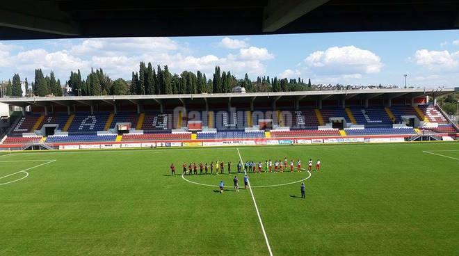 L'Aquila calcio 4 settembre