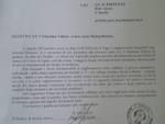 lettera chiusura SS5