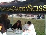 petizione save gran sasso
