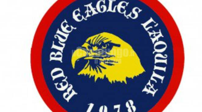 Red blue eagles