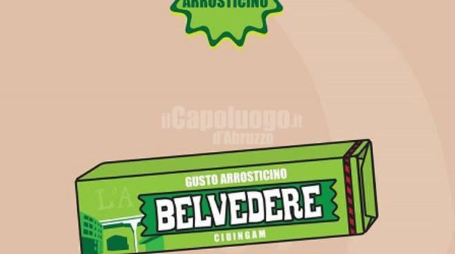 gomma belvedere