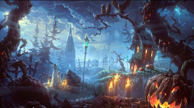 Silent party nella notte di Halloween a Lanciano