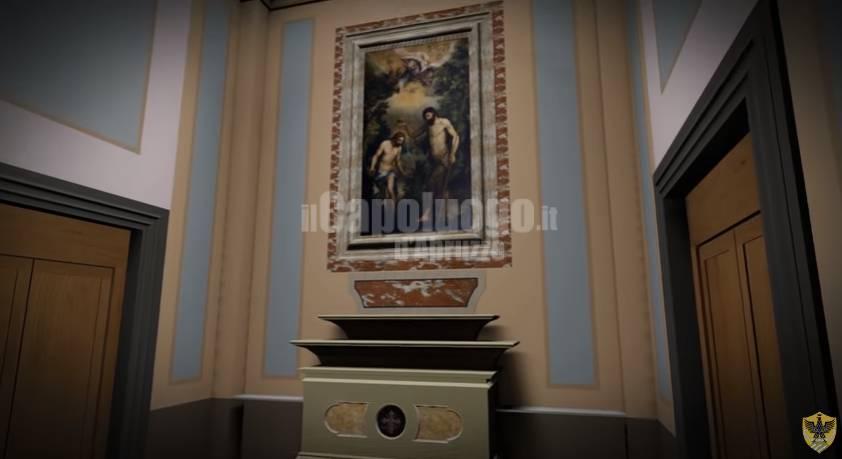Santa Maria Paganica in realtà virtuale