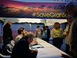 save gran sasso: raccolta firme