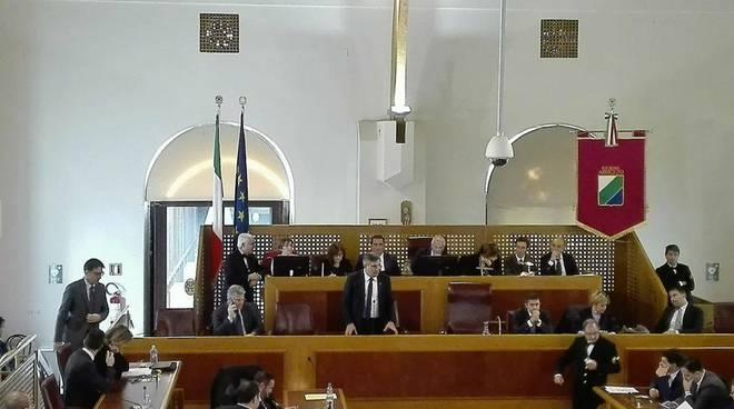 consiglio regionale 15 novembre