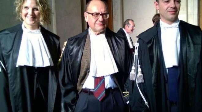 Michele Renzo, neo procuratore l'Aquila