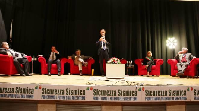 visita di Delrio in Abruzzo: con Pezzopane, D'alfonso, Gerosolimo