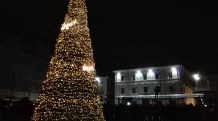 Albero di Natale piazza Duomo