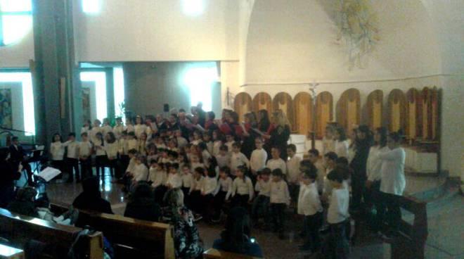 cantata di natale maestre pie filippini