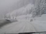 neve altopiano cinque miglia