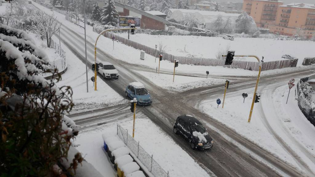 Forte scossa di terremoto: 5.3 tra L'Aquila e Rieti
