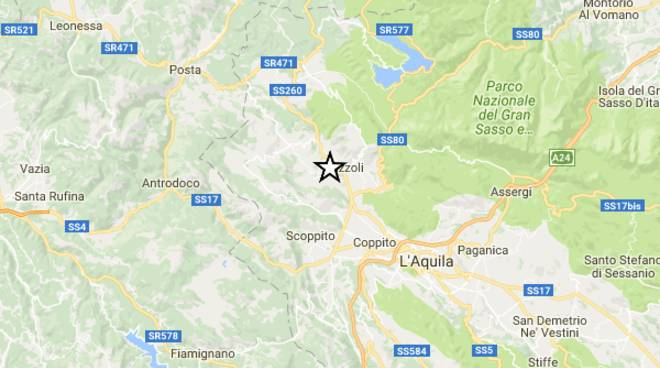 terremoto pizzoli