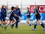 allenamento Sei Nazioni all'Aquila: Italia - Irlanda