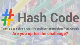 google hash code