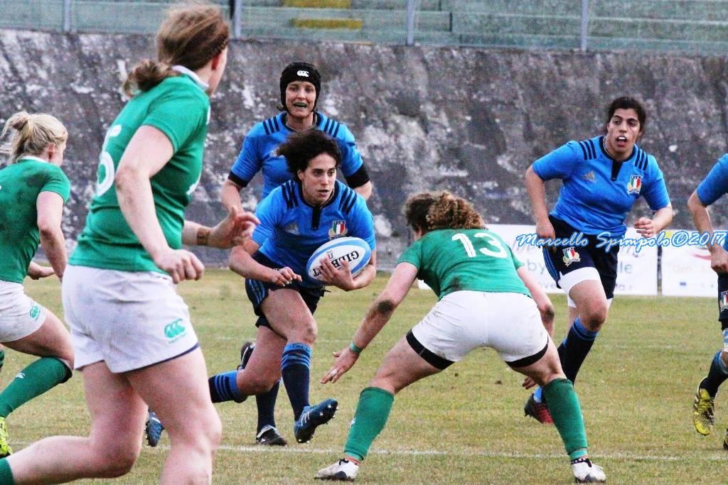 Italia - Irlanda al Fattori, Sei Nazioni donne