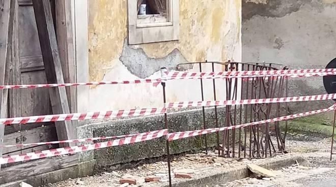 terremoto, danni a cagnano amiterno