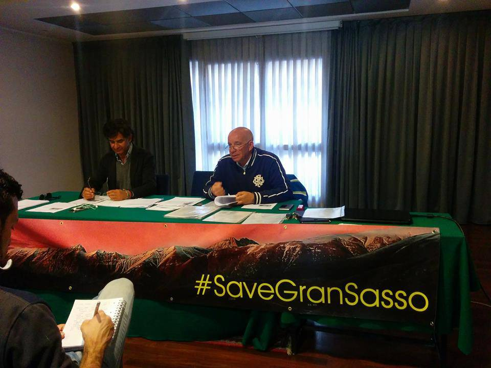 SAVE GRAN SASSO