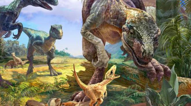 Abruzzo, Monte Cagno: scoperta impronta di dinosauro, misura 135 cm