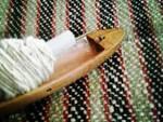 campotosto: fonte della tessitura di assunta perilli e lago