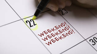 eventi weekend