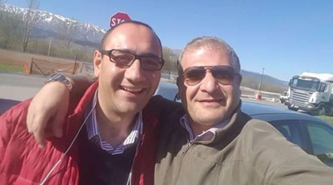 Emanuele Imprudente e Luigi D'Eramo