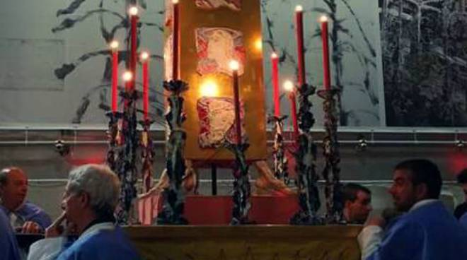 processione venerdì santo l'aquila