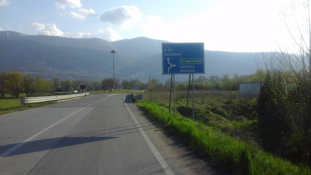 superstrada bazzano