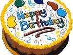 torta compleanno: auguri