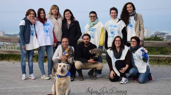 contro la paura no fear: pet therapy per superare il trauma da terremoto