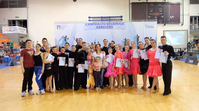 DANZA Sportiva new passion dance